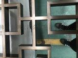 厂家定制不锈钢钛金隔断屏风镂空屏风铝雕屏风