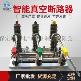 ZW32-12高壓真空斷路器戶外10KV柱上開關
