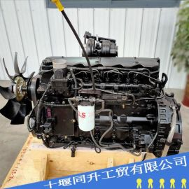美国原装康明斯QSB6.7-6D107柴油机发动机