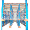叉車直入式貨架,深圳倉庫貨架,大型貨倉貨架