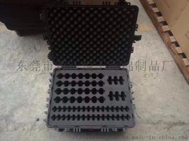 拉杆箱 工具箱EVA内衬雕刻一体成型