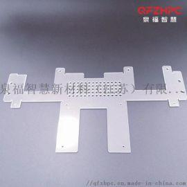泉福PC耐力板雕刻切割打孔铣槽cnc精雕深加工