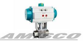 美国AMISCO进口气动高压球阀