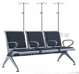 豪华单人医用椅子、吊针椅、钢制医院输液椅厂家