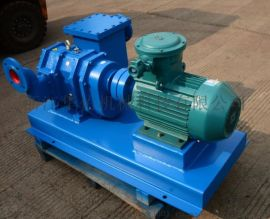 橡胶凸轮双转子泵