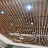 商場鋁方通吊頂 50x100鋁方通 U型天花