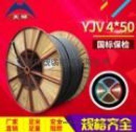 天环线缆 国标保检 铜芯低压电力电缆