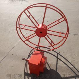起重机 龙门行吊电缆卷筒 弹簧式涡轮式收放线卷筒