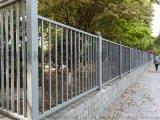 锌钢护栏定制学校老小区改造围墙别墅庭院铁艺栅栏