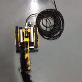 检测录像清扫吸尘机器人 广东必卓环保七代机器人