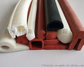 各种规格硅橡胶密封条 来图来样定制