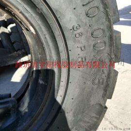 前进 10.00x15 港口轮胎 矿用填充轮胎