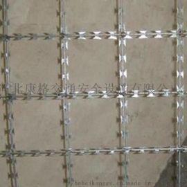 厂家供应 平板式刀片刺绳 双螺旋刀片刺绳