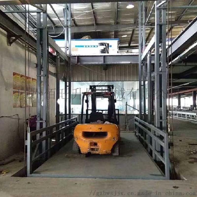 佰旺GCHT工厂升降货梯升降机
