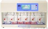 混凝試驗攪拌機MY3000-6N六聯攪拌器