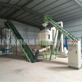 时产500KG的猫砂制粒机组 环模豆腐猫砂制粒机