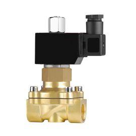 进口黄铜空气电磁阀-常开型-常闭型-反应灵敏