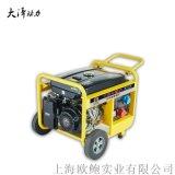 大澤動力6kw開架汽油發電機TO7100ET