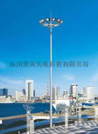 广场高杆灯30米钠灯球场灯户外灯体育场路灯杆可升降