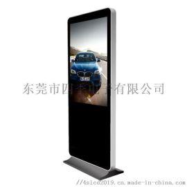 室內立式液晶廣告機 落地廣告顯示屏