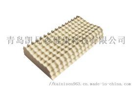 透气乳胶枕厂家_济南乳胶枕批发商_凯尼森