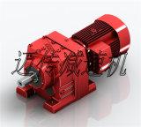 減速馬達RW107-Y2.2KW斜齒輪減速馬達