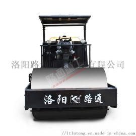 三吨双钢轮座驾式压路机小型振动压路机双钢轮驱动压路机