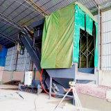 集裝箱卸灰機 北京鐵運集裝箱拆箱機 粉煤灰卸車機