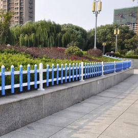 青海海东pvc草坪栏杆 pvc围栏生产厂家