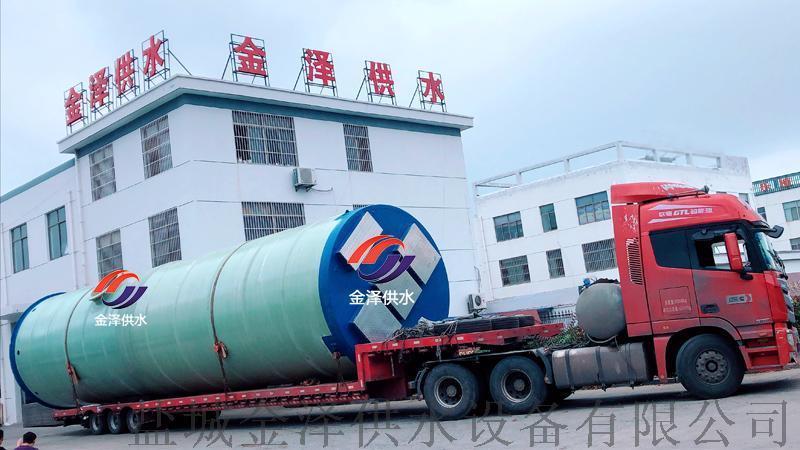 蘇州一體化預製泵站廠家