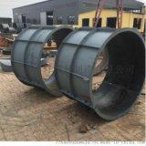 圓形化糞池模具定製/圓形化糞池鋼模具圖片