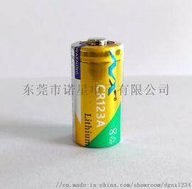 CR123A**锰电池