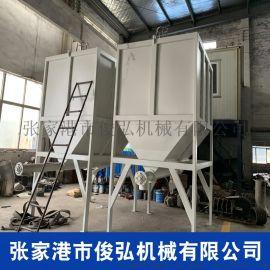 计量称重混配生产线 PVC自动配混线 工厂多用途混合机计量称重系