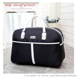 牛津布健身包折叠定制户外休闲行李袋