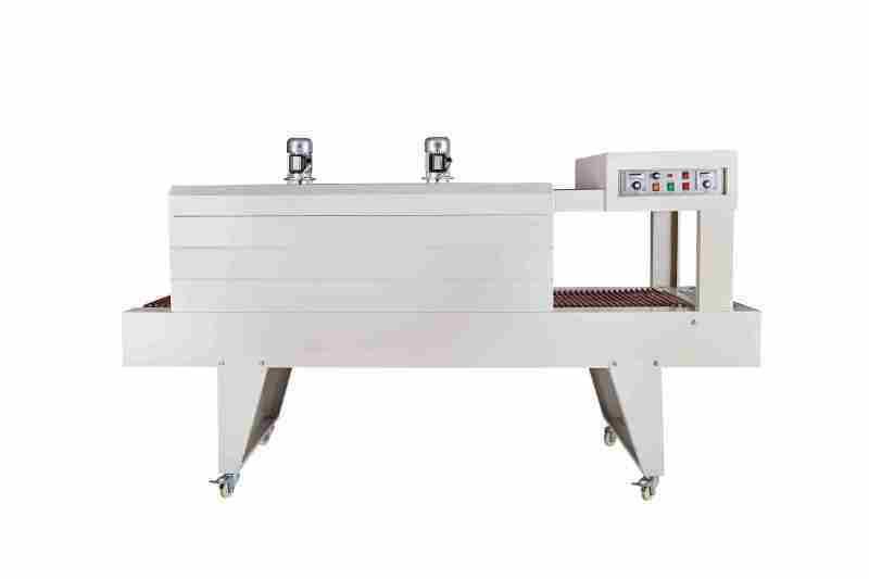 PE5040熱風迴圈收縮機械  PE膜POF膜熱縮機械