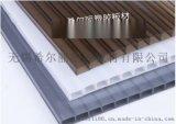 萊陽陽光板 隔斷裝飾 多層陽光板 高透明 質量優