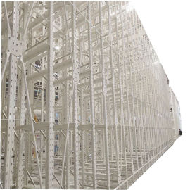 叉车直接开进式货架,广东货架厂,货架定制电话