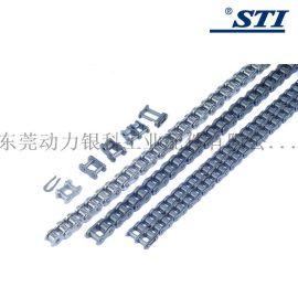 STI传动滚子链 输送滑动链条10B-1