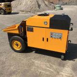 廠家供應混凝土泵車細石混凝土輸送小型二次構造柱泵