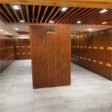 仿木纹圆柱铝单板 现代金属包柱铝单板特点