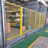 廠家供應倉庫隔離網車間防護網庫房隔斷網可移動護欄