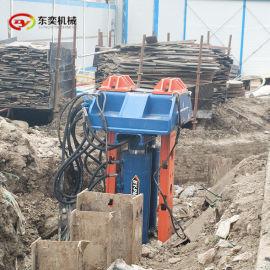 工法起拔机 h型钢液压拔桩机型钢起拔