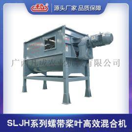SLJH系列螺带式桨叶高效混合机