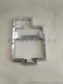 CNC 加工光纤盒子配件铝材框架TH-385-21902-0002_D