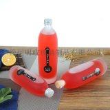 玻璃空瓶冰酒瓶自釀葡萄酒果酒瓶分裝磨砂玻璃洋酒瓶