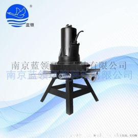 潜水离心式曝气机结构及特点