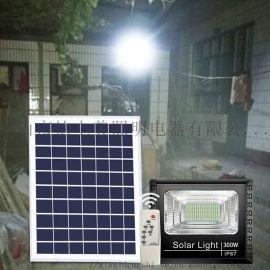 太阳能投光灯家用户外庭院灯LED灯