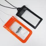 观澜牛湖工业区定制手机收纳袋 三层透明可触屏