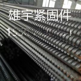 psb500精轧螺纹钢m25精轧螺母厂家直销 雄宇