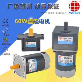 60W直流电机/永磁马达